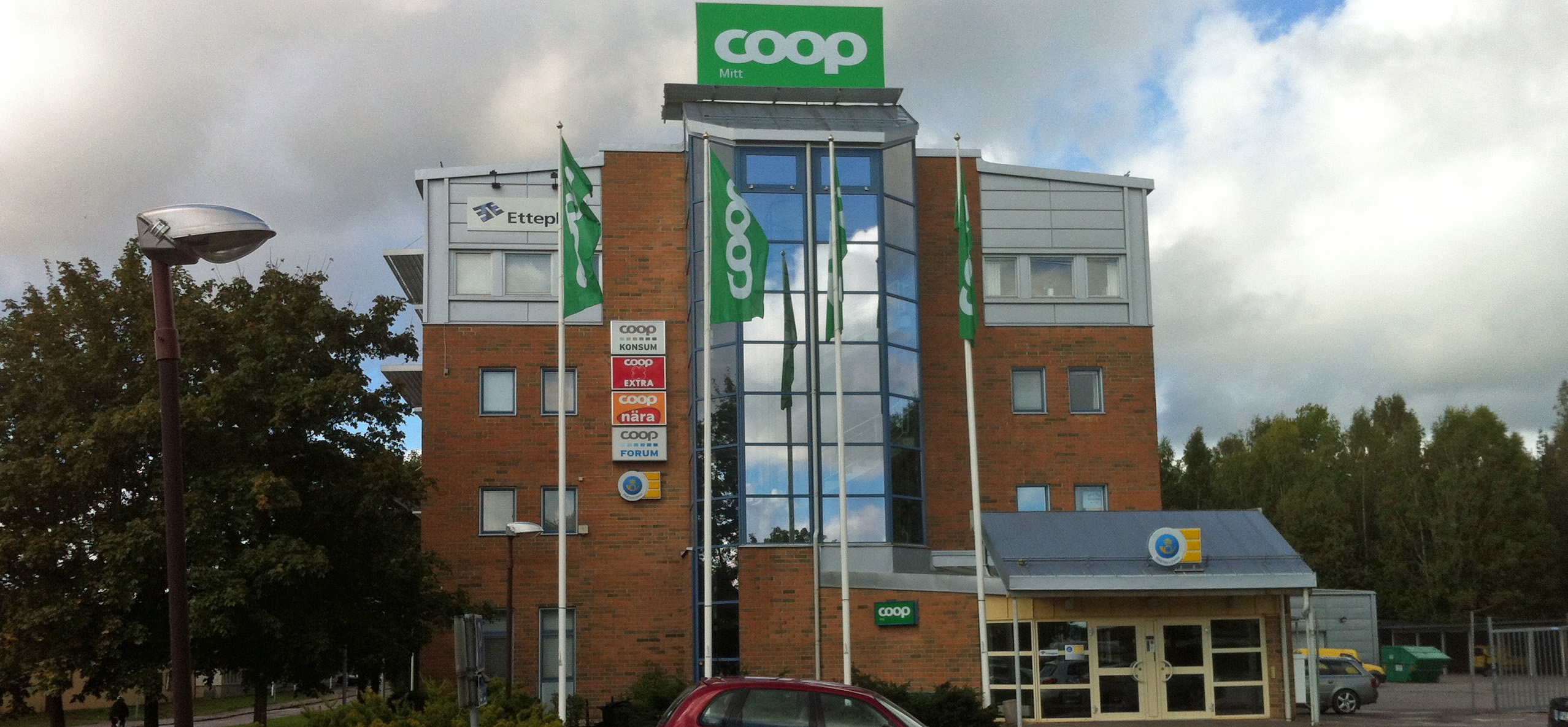 coop forum gävle