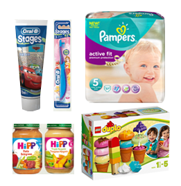 Pampers rabatt coop